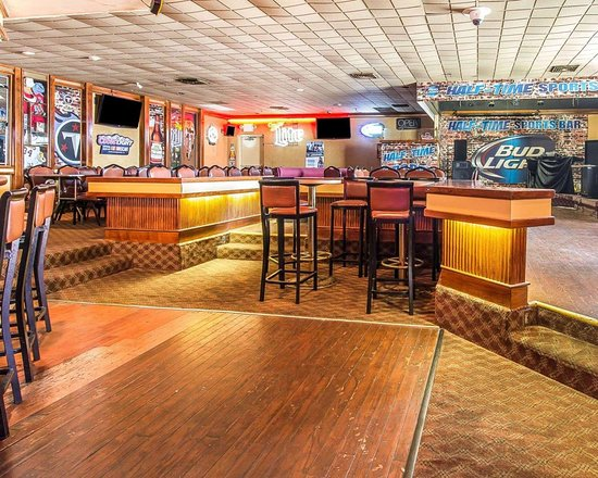 Clarion Inn: Hotel bar