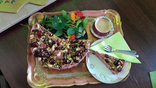 Falafel Beirut: Audra's Vegane Kuchen.