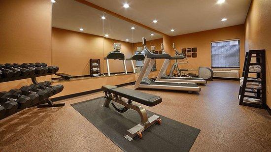 Best Western Plus Mishawaka Inn: Fitness Center