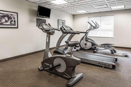Clintwood, เวอร์จิเนีย: Fitness center