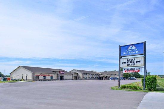 #Americas Best Value Inn- South Sioux City: Exterior