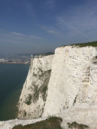 Horizon Private Hire: The White Cliff of Dover