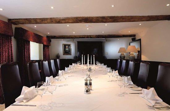 Macdonald Bear Hotel Private Dining