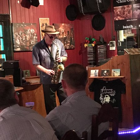 Johnny Hooper's Saxophone Bistro: photo2.jpg