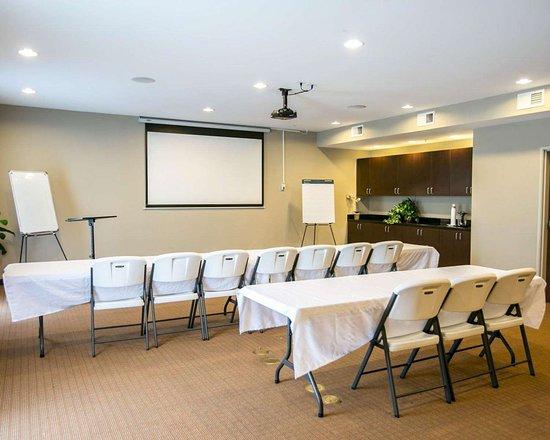 Sleep Inn & Suites N Austin: Meeting room with classroom-style setup