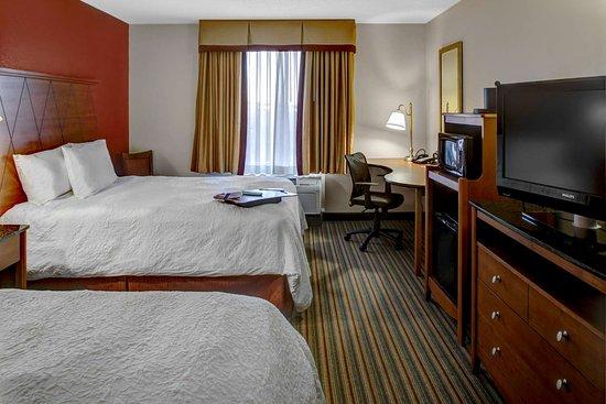 Hampton Inn Petersburg-Southpark Mall: Guest room