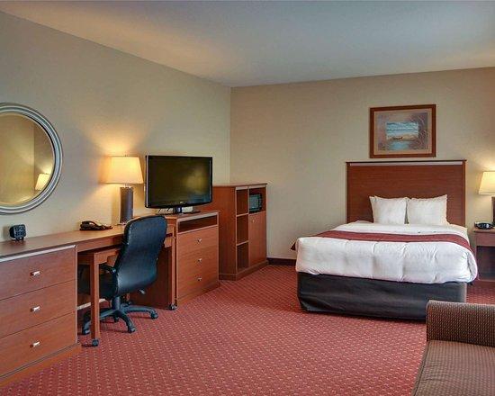 Mabank, TX: Queen suite