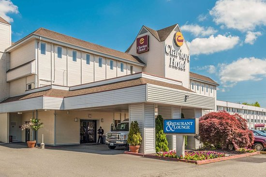 clarion hotel seattle airport 144 2 2 1 updated. Black Bedroom Furniture Sets. Home Design Ideas