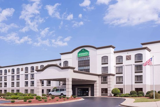 Wingate by Wyndham Greenville Airport: Exterior