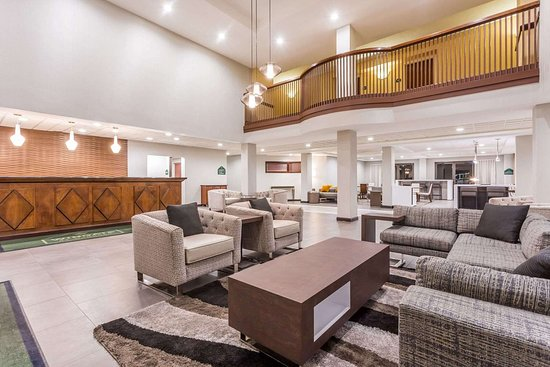 Wingate by Wyndham Greenville Airport: Lobby