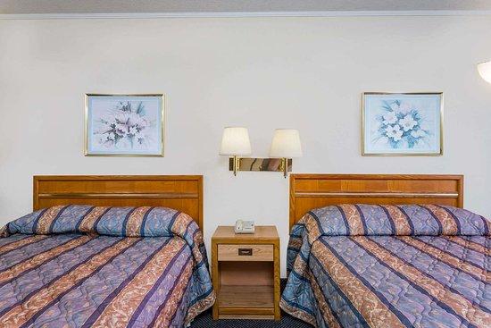 Collinsville, VA: Guest room