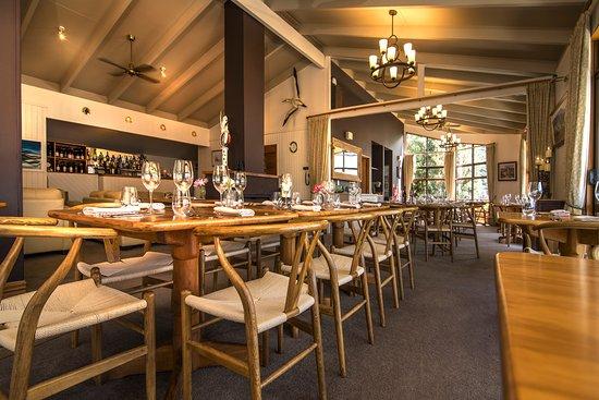 Endeavour Inlet, Nueva Zelanda: Punga Fern Restaurant