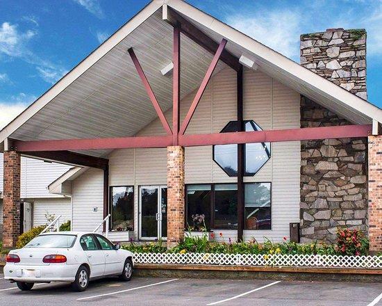 Ocean Shores, WA: Hotel exterior