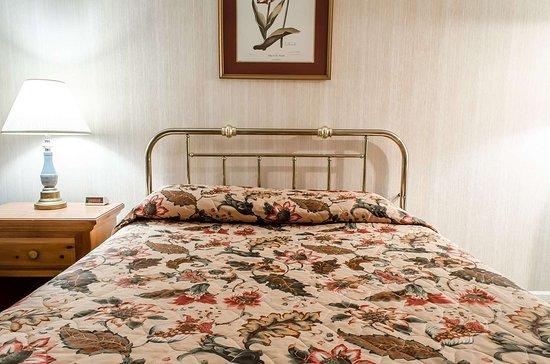 Akron, PA: Guest room with one bed