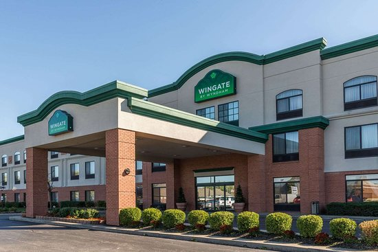 Wingate by Wyndham Indianapolis Airport-Rockville Rd