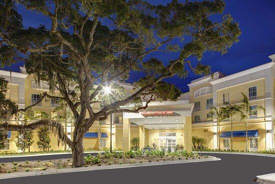Hampton Inn Suites Vero Beach Downtown Fl Foto S Reviews En Prijsvergelijking Tripadvisor