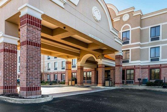 Comfort Inn Suites Airport American Way 76 9 5 Updated 2018 Prices Hotel Reviews Memphis Tn Tripadvisor