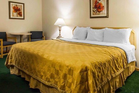 Rodeway Inn hotel in Bellingham, WA