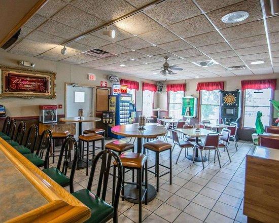 Lakeville, NY: Hotel bar