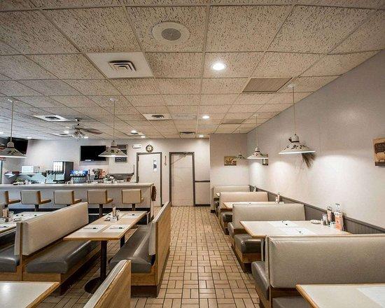 Lakeville, Nova York: Hotel restaurant
