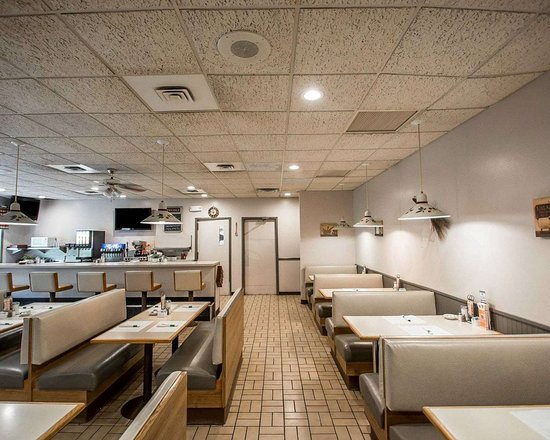 Lakeville, NY: Hotel restaurant