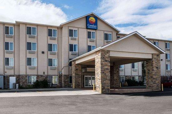 Comfort Inn & Suites Walla Walla: Hotel exterior