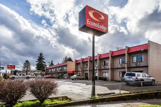 Econo Lodge Kelso Hotel In Wa