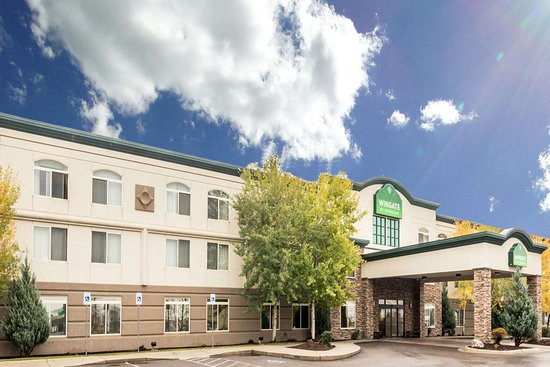Welcome to Wingate By Wyndham Missoula Airport