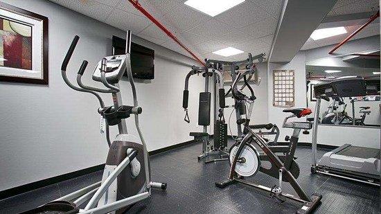 Best Western Plus Brooklyn Bay Hotel: Fitness Center
