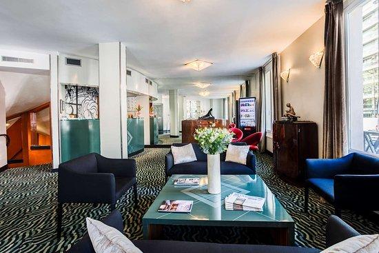 Best Western Hotel Mercedes Arc De Triomphe 4    U041f U0430 U0440 U0438 U0436