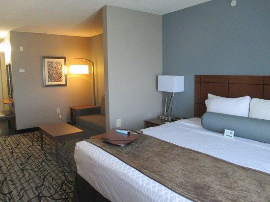 Blaine, MN: Guest Room