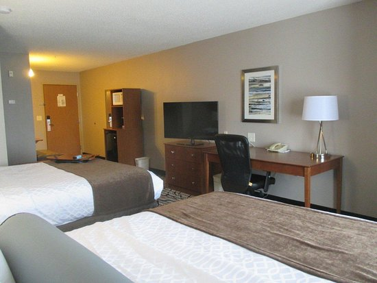 Blaine, MN: Double Bedded Guest Room