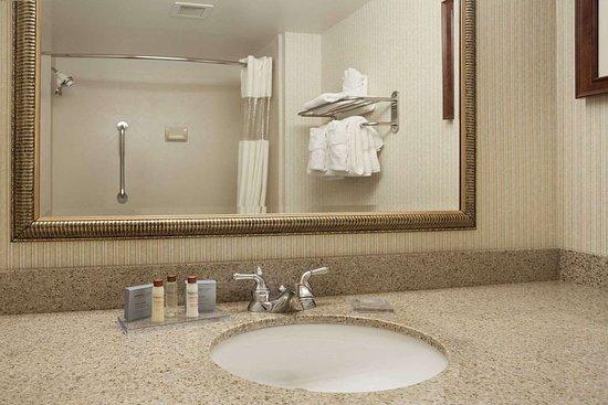 Wingate by Wyndham Lake George: Bathroom
