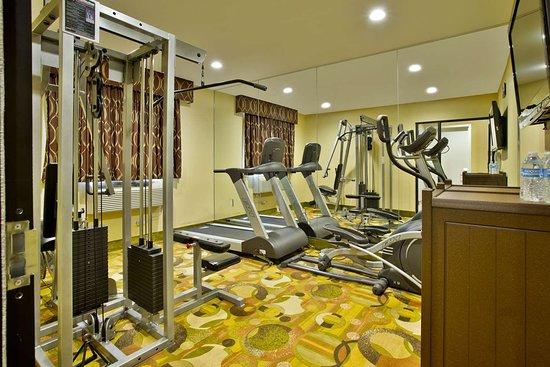 เบสท์ เวสเทิร์น พลัส อรีน่า โฮเต็ล: Fitness Center