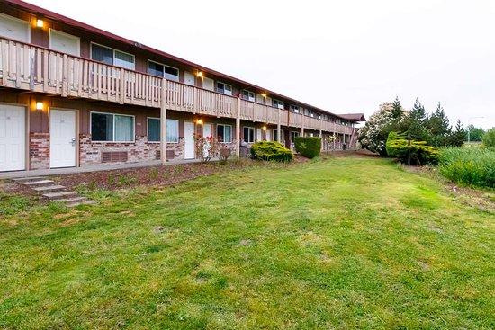 Econo Lodge Chehalis Centralia Hotel Exterior