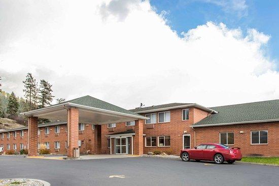 Comfort Inn Hotel In Colville Wa