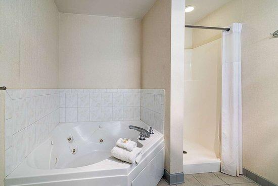 Schoharie, Estado de Nueva York: King suite