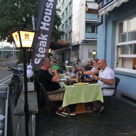 Restaurant Albanbrucke Steakhouse: Restaurant Jardin by Albanbrucke