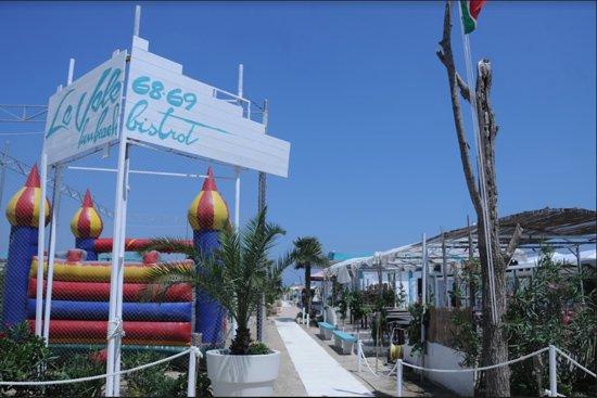 Le Vele Fun Beach Bistrot