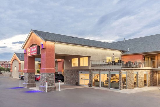 Clarion Inn Suites 54 7 2 Updated 2018 Prices Motel Reviews Cedar City Utah Tripadvisor