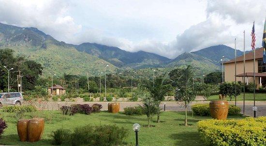 Dodoma, Tanzania: Mountain View