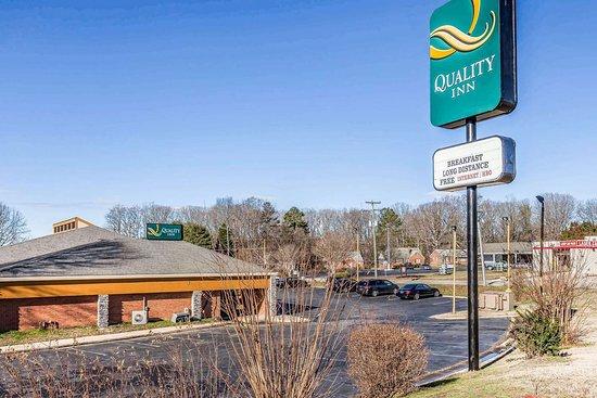Quality Inn South Boston Virginia