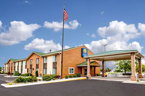 Comfort Inn Racine - Mount Pleasant