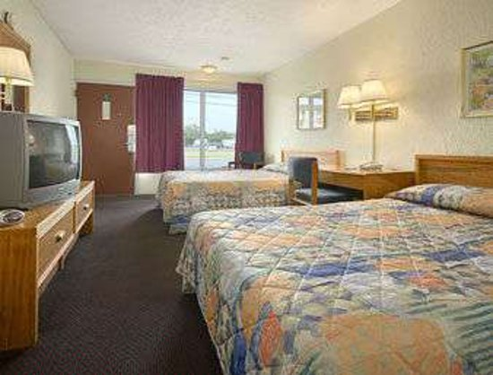 Moraine, OH: 2 Double Bed Room