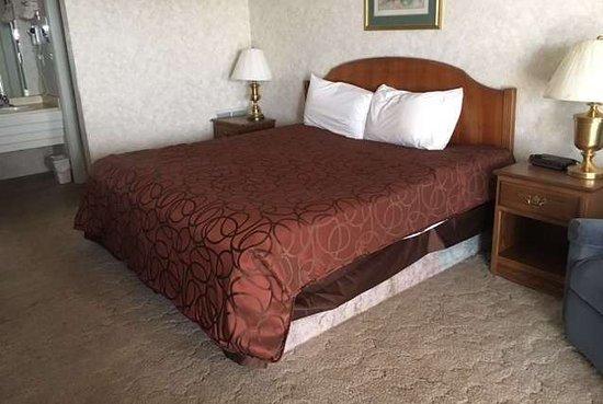 Cozad, Небраска: Guest room