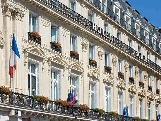 Hôtel Scribe Paris Opéra by Sofitel : Exterior view