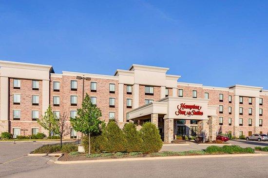 hampton inn suites west bend 89 1 3 0 updated. Black Bedroom Furniture Sets. Home Design Ideas