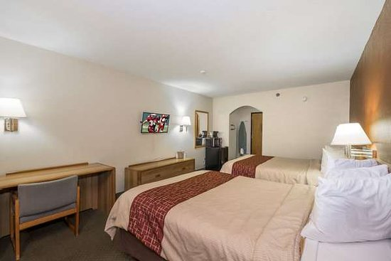 Red Roof Inn & Suites Middletown/Franklin: Queen Deluxe