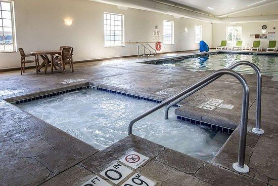 Delavan, WI: Indoor pool