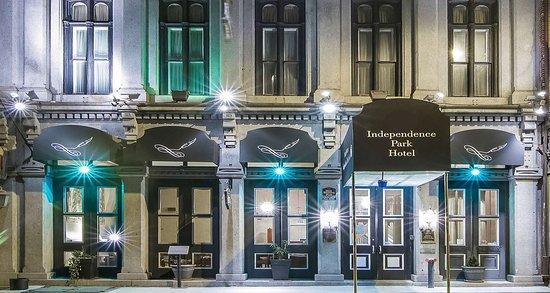 Best Western Plus Independence Park Hotel, hôtels à Philadelphie